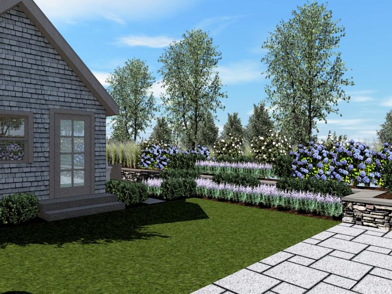 3d renderings edgewater landscape design for 3d home landscape design